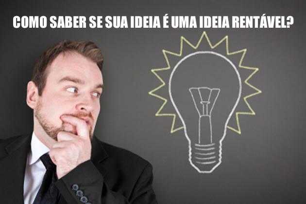 Como saber se sua ideia é rentável?
