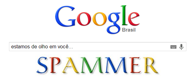 6 erros que levam o google a punir seu blog