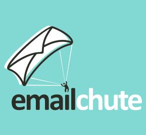 email chute logo