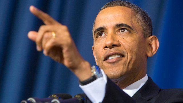 Barack Obama pessoa de autoridade