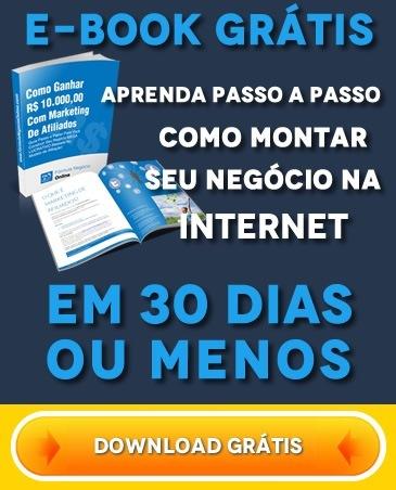Aprenda ganhar Dinheiro Online Ebook