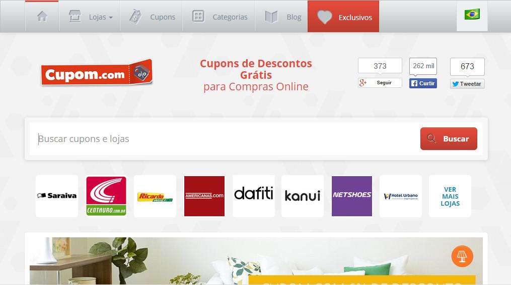 Site Cupom