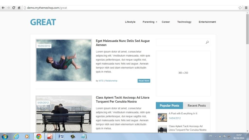 7 Temas WordPress Premium Totalmente Grátis